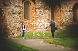 S and S Engagement Shoot Northampton