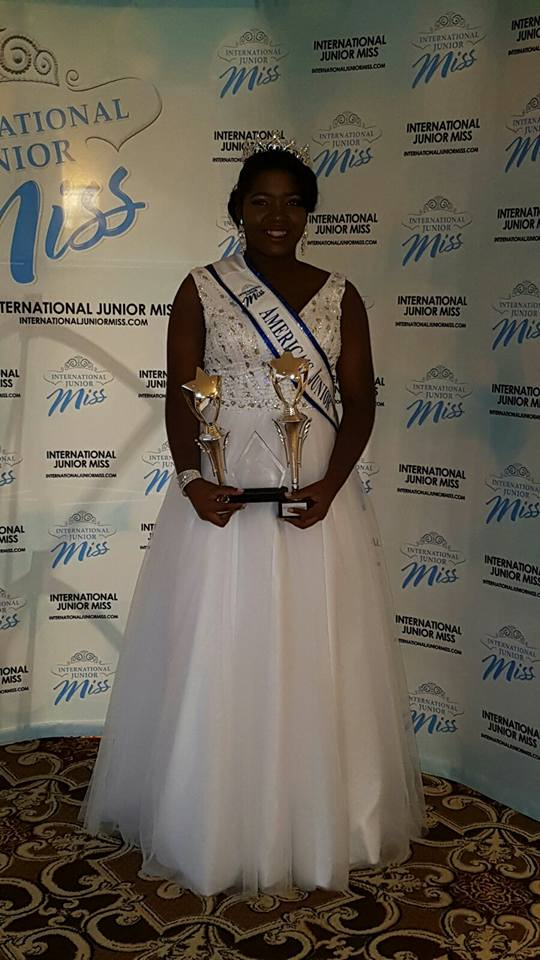 2017 American Junior Miss