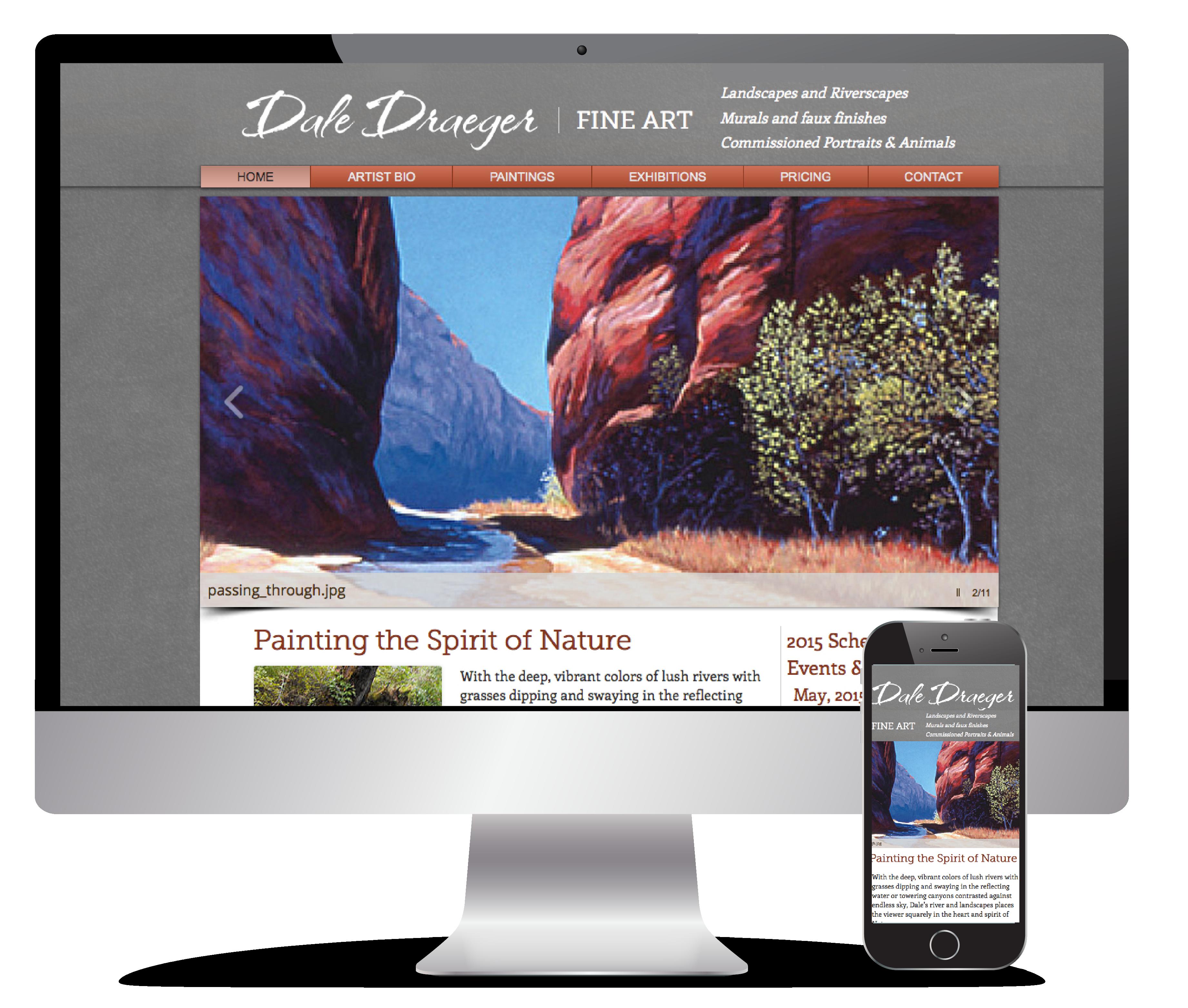 websites -daledraeger