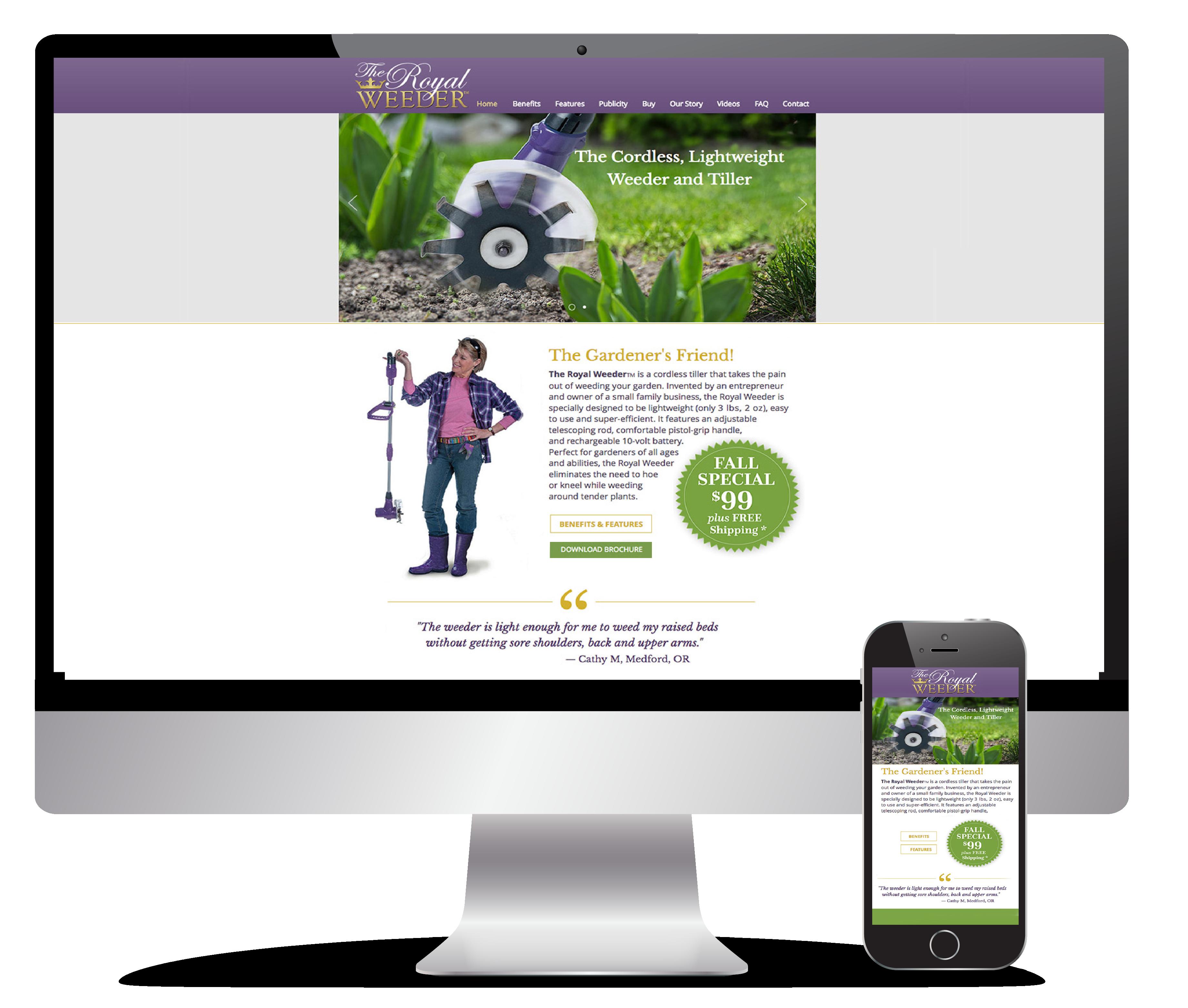 websites - royalweeder