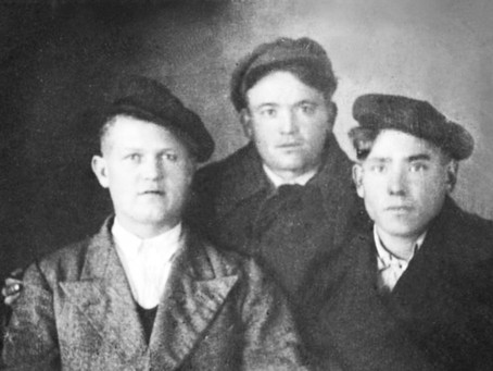 Александр Иванович Левченко. 1941 год.