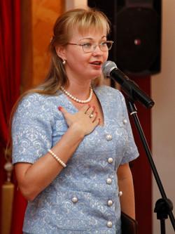 Министр культуры Краснодарского края Лапина Виктория Юрьевна