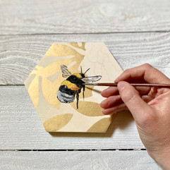 Bee Booty by Andrea Holmes