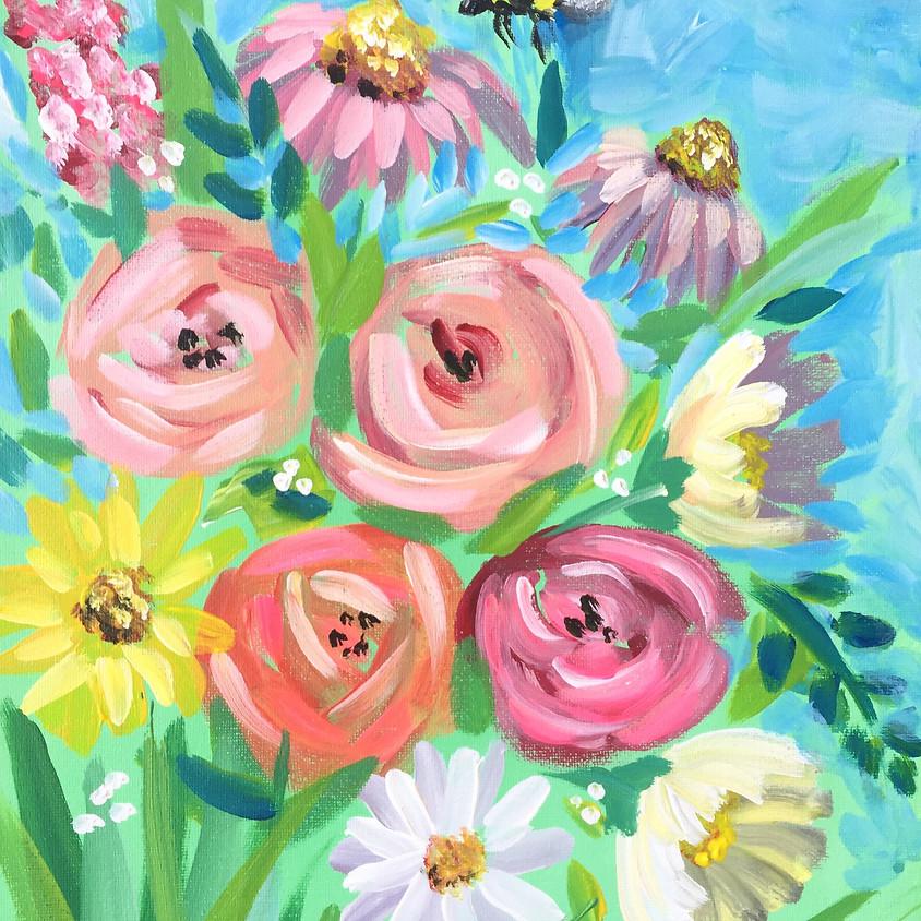 Waterboy Bee Farm Tour & Painting Workshop