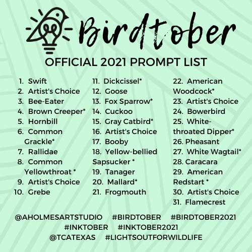 Birdtober 2021 Prompt List.png