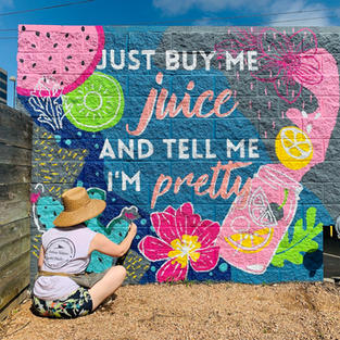 Just Buy Me Juice Roots Pressed Juices by A. Holmes