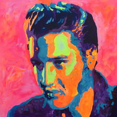 Elvis by Andrea Holmes