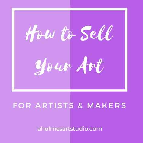 How to Sell Your Art