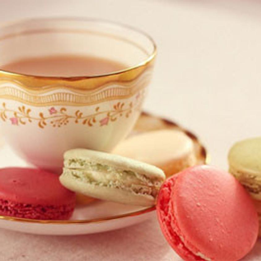 Still Life Nights: Tea & Macroons