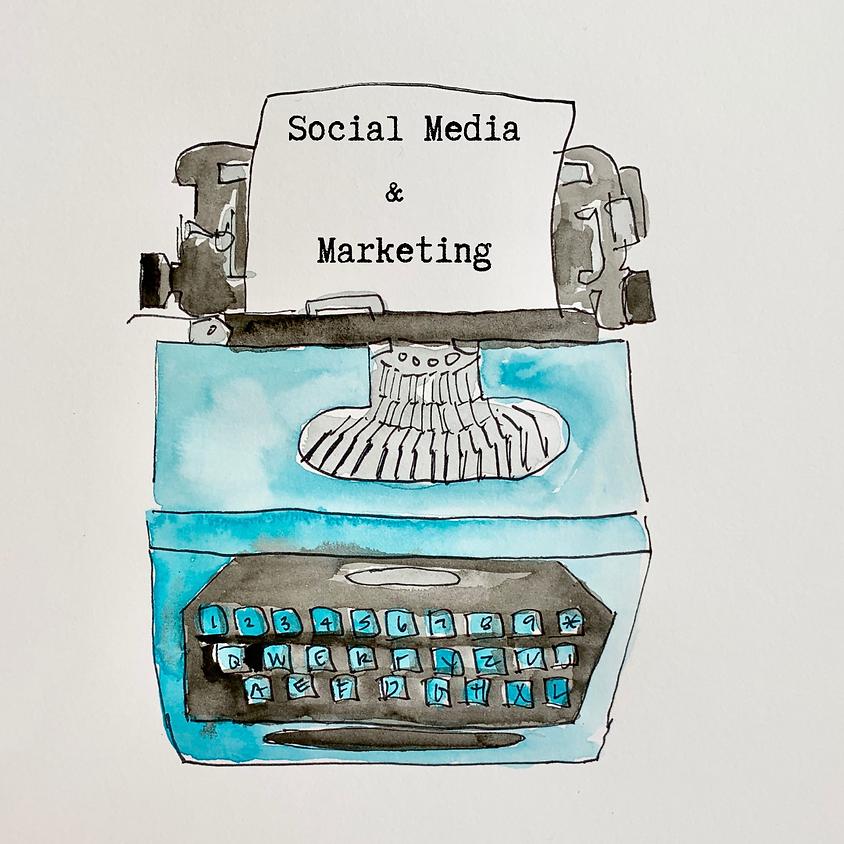MAST Members - Social Media & Marketing Class