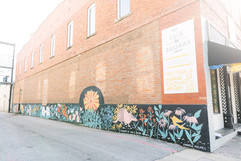 """""""Texas Sol"""" Mural"""
