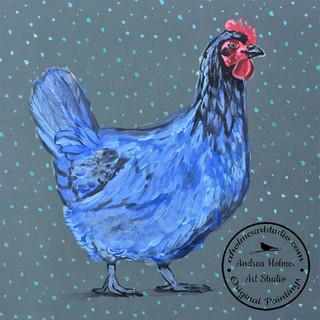 Delaware Blue Hen