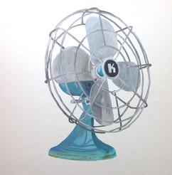 Kenmore Fan by Andrea Holmes
