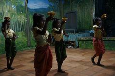 Chambok dancers