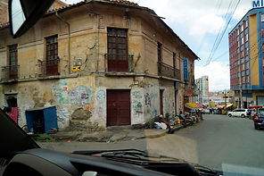 Street in La Paz