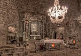 Wieliczka Salt Mine (UNESCO Heritage Site)