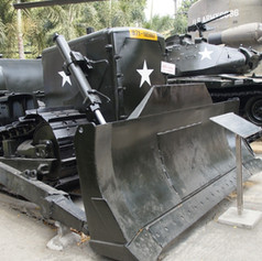 War museum machine