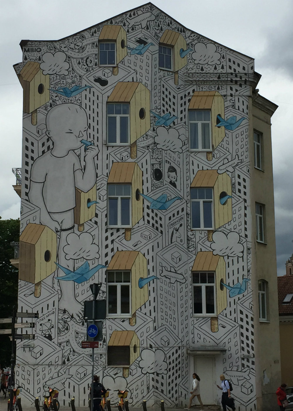 City Jungle Vilnius