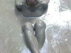 Mud bath – Pulau Tiga, Borneo