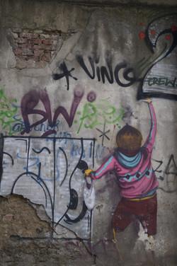 Mural Lodz