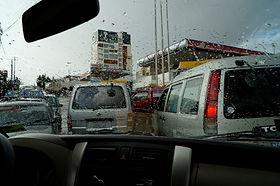 La Paz traffic