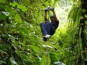 Monteverde Zip Line, Costa Rica