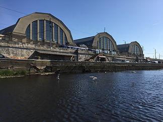 Riga Main Station