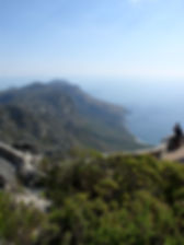 The Cape from Table Mountain