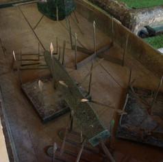 Viet-cong traps