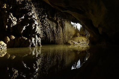 Borneo caves