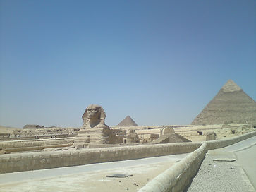 The Sphinx and the pyramids.jpg