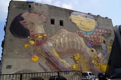 Mural Łódź Roosvelta