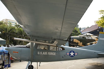 War museum plane