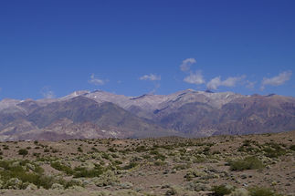 The roof of the Andes