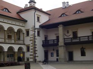 Hotel Zamek Królewski w Niepołomicach, A.D. 1348, Niepołomice, Poland