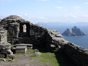 Skellig Michael - UNESCO World Heritage Site