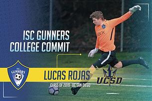 Class of 2019 - Lucas Rojas - UC San Die