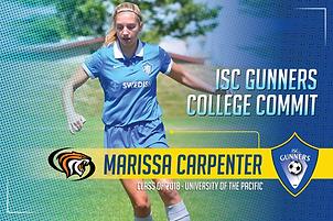 Class of 2018 - Marissa Carpenter - Univ