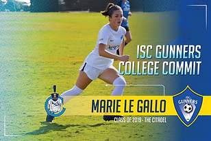Class of 2019 - Marie Le Gallo - Citadel
