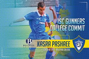 Class of 2017 - Kasra Pashaee - Bellevue