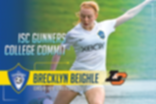 Class of 2019 - Brecklyn Beighle - Lewis
