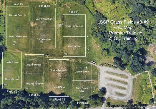 2019-2020 - Field Map - LSSP #3-#9 - Pre