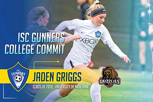 Class of 2019 - Jaden Griggs - Universit