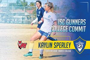 Class of 2018 - Kaylin Sperley - Marist