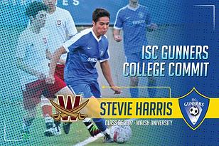 Class of 2017 - Stevie Harris - Walsh Un