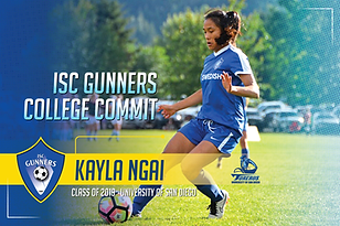 Class of 2019 - Kayla Ngai - University