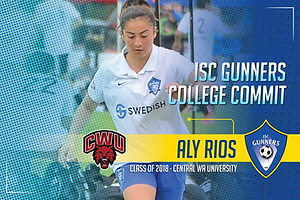 Class of 2018 - Aly Rios - Central WA Un