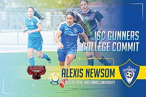 Class of 2018 - Alexis Newsom - Holy Nam