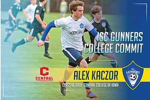 Class of 2019 - Alex Kaczor - Central Co
