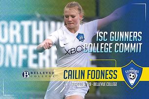 Class of 2019 - Cailin Fodness - Bellevu